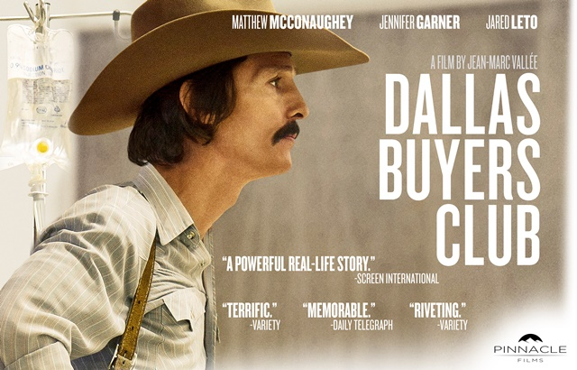 Dallas Buyers Club is currently open in ...