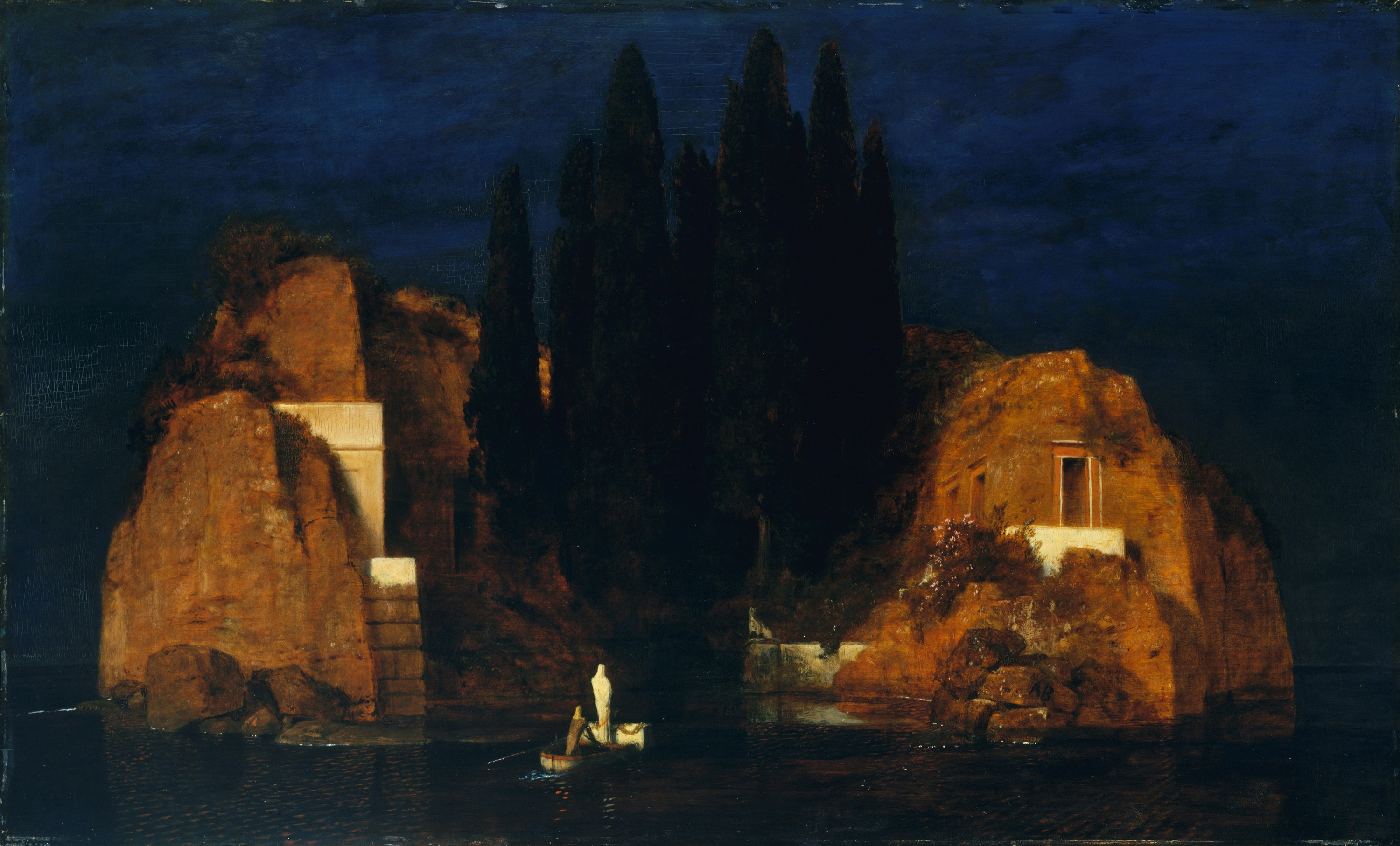 Isle-of-the-Dead-Version-II-by-Arnold-Bocklin